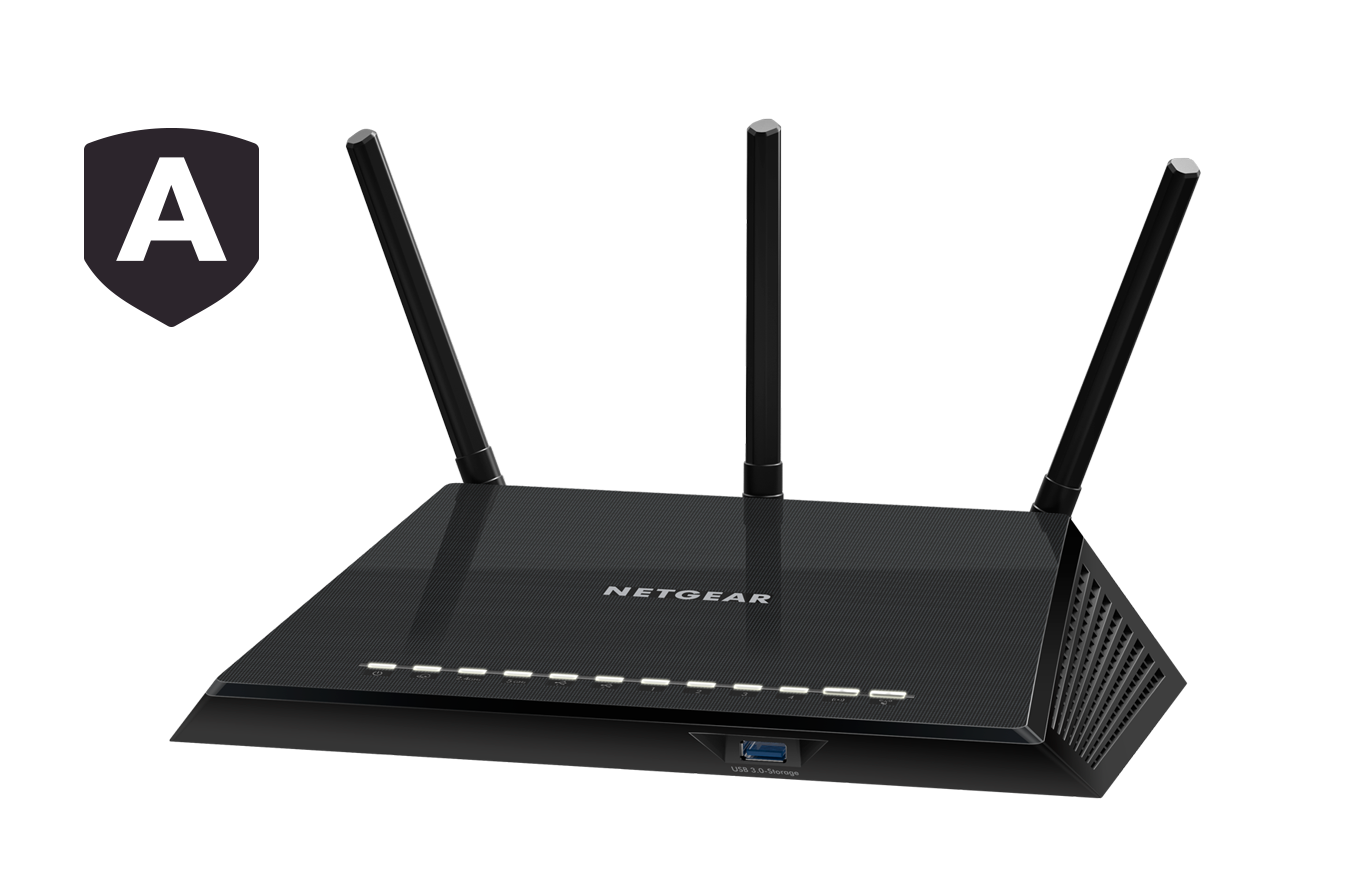 Smart WiFi-router